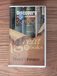 Dantes Inferno (Discovery Channel School Great Books) VHS