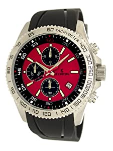 Le Chateau Men's 7080mss_red Sport Dinamica Watch