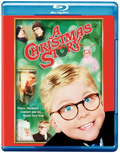 Cover art for  A Christmas Story [Blu-ray]