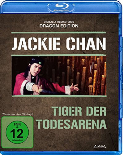 Jackie Chan - Tiger der Todesarena/Dragon Edition [Blu-ray]