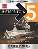 img - for 5 Steps to a 5 AP English Literature 2016, Cross-Platform Edition book / textbook / text book
