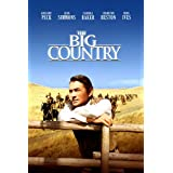 The Big Country ~ Gregory Peck