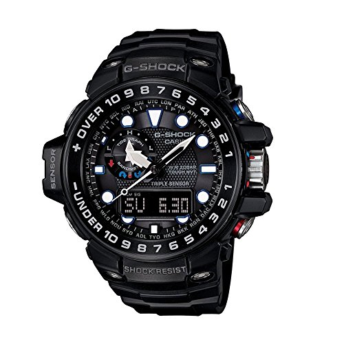 Casio gentles watch G-Shock chronograph GWN-1000B-1AER
