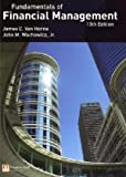 Cover of Fundamentals of Financial Management by J. Van Horne Prof John M Wachowicz JR 0273713639