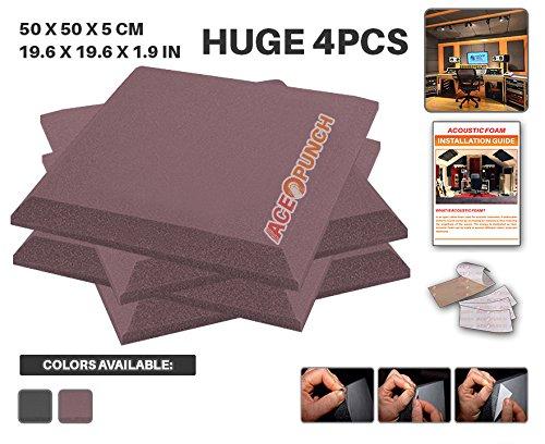 ace-punch-4-paquet-auto-adhesif-plat-biseau-tuile-insonorisation-sonorisation-absorbeur-traitement-m