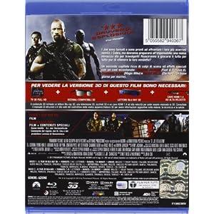 G.I. Joe - La vendetta [Blu-ray 3D] [Import italien]