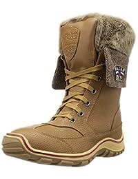 Pajar Women's Alice Boot, Cognac, 42 EU/11 M US