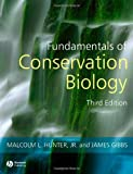 img - for Fundamentals of Conservation Biology book / textbook / text book