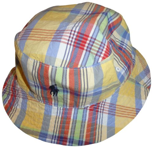 Men 39 s polo by ralph lauren fishing hat reversable yellow for Polo fishing hat