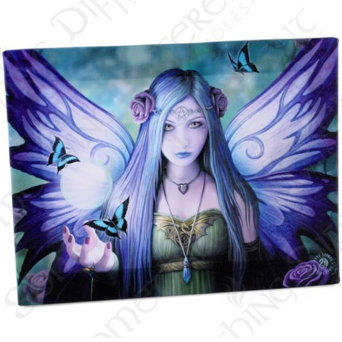 """Poster da parete, """"Mystic aura"""" di Anne Stokes"""