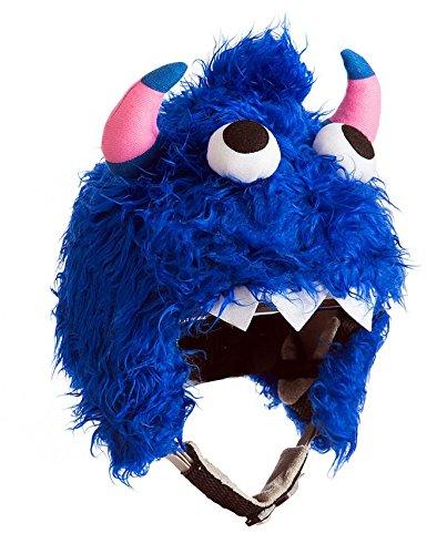 skihelm-verkleidung-schneemonster-blau