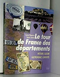 Le  tour de la France des départements