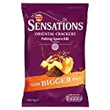 Walkers Sensations Crackers Peking Spare Rib 126g