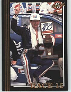 1992 Maxx Black Racing Card # 279 Bill Elliott YR - NASCAR Trading Cards (Year in... by Maxx