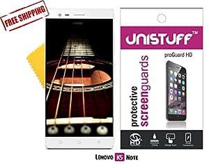 Unistuff™ Super Clear Screen Guard for Lenovo K5 Note