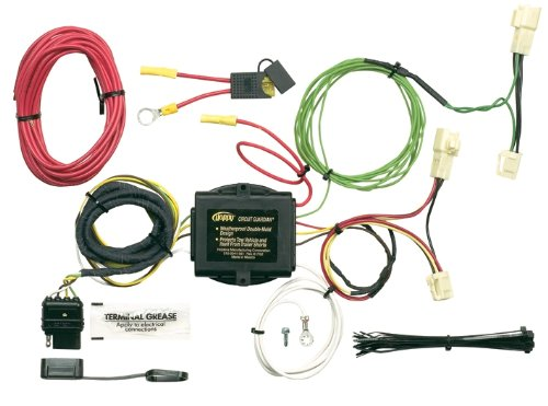 Hopkins 11141905 Plug-In Simple Vehicle to Trailer Wiring Kit (Lexus Rx 350 Trailer Hitch compare prices)