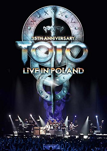 Toto - 35th anniversary - Live in Poland