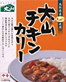 鳥取缶詰 大山 チキンカリー中辛 210g×5個