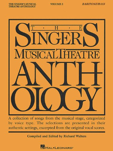 The Singer's Musical Theatre Anthology - Volume 2:...