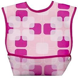 Geo Bib - Pink