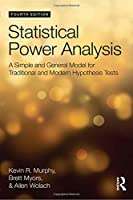 Statistical Power Analysis, 4th Edition