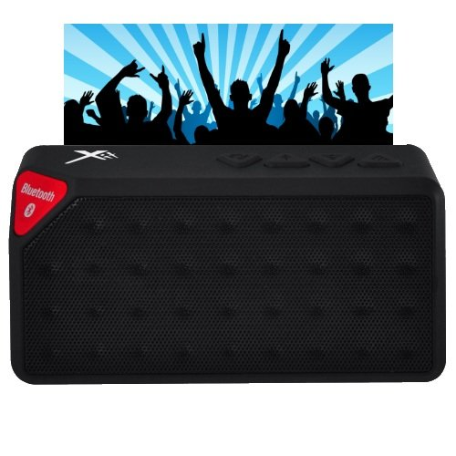 X-it AXTREC Rectangular Wireless Speaker