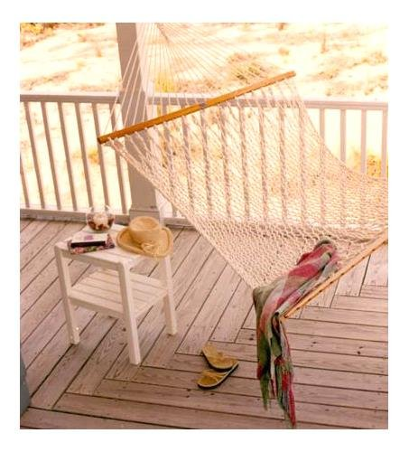 The Original Pawleys Island Rope Hammock 82″x52″