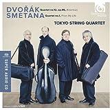 Dvorak: String Quartet No.12; Smetana: String Quartet No.1