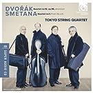 Dvorak-Semtana / Quatuors - Tokyo Sq