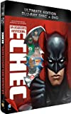 La Ligue des justiciers - Échec - Combo Blu-Ray + DVD - Steelbook format Blu-Ray - Collection DC COMICS [Blu-ray] [Combo Blu-ray + DVD - Édition boîtier SteelBook]