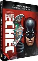 La Ligue des justiciers - Échec - Combo Blu-Ray + DVD - Steelbook format Blu-Ray - Collection DC COMICS [Blu-ray] [Combo Blu-ray + DVD - Édition boîtier SteelBook]
