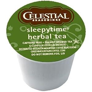 Celestial Seasonings Sleepytime Herbal Tea Keurig K-Cups