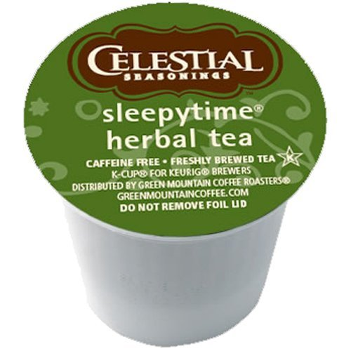 Celestial Seasonings Sleepytime Herbal Tea Keurig K-Cups, 24 Count front-604930