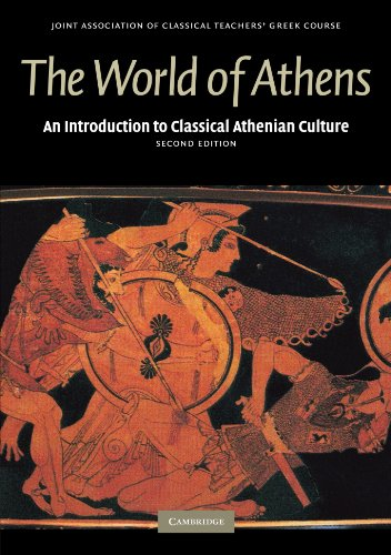The World of Athens: An Introduction to Classical Athenian Culture (Reading Greek) (The World Of Athens compare prices)
