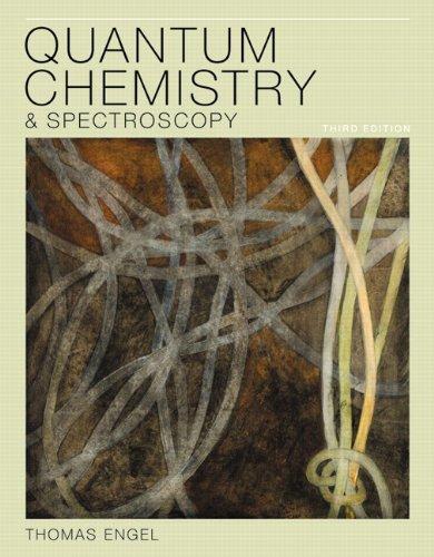 Quantum Chemistry and Spectroscopy