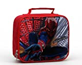 Lunch Bag Spiderman 27x20x8cm (14536)