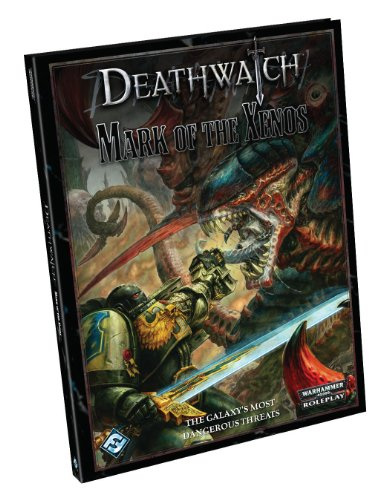 Deathwatch: Mark of the Xenos - 1