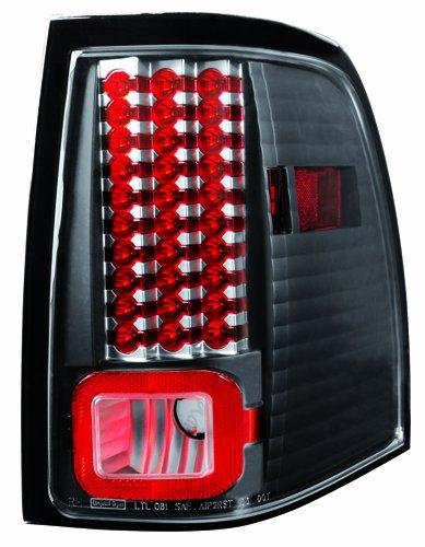 Pair 03-00-LEDT-3039BA IPCW LEDT-3039BA Bermuda Red//Amber LED Tail Lamp