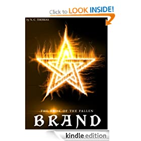 BRAND (The Book of the Fallen)