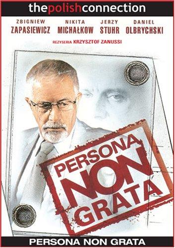 Persona Non Grata [Reino Unido] [DVD]