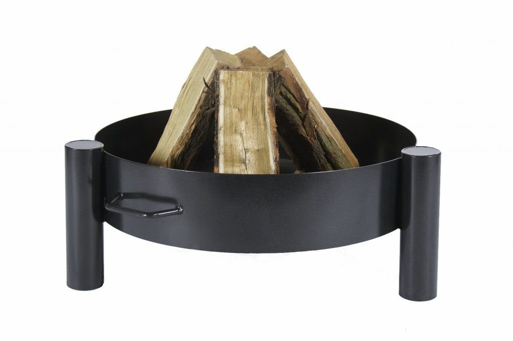 Kingdiscount® Feuerschale K33 Design-Feuerschale aus Stahl 60 cm Durchmesser online kaufen