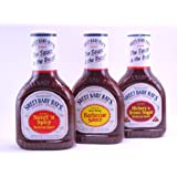 Sweet Baby Ray's Variety 3 Pack-Original Barbeque Sauce-Hickory & Brown Sugar BBQ Sauce-Sweet 'n Spicy BBQ Sauce-18oz. bottles