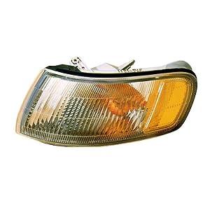 1995-1998 Honda Odyssey & 1996-1999 Isuzu Oasis Corner Park Light Turn Signal Marker Lamp Left Driver Side (1995 95 1996 96 1997 97 1998 98 1999 99)