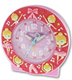 JACQUES FAREL Childrens Dancing Queen Alarm Clock