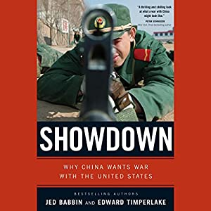 Showdown: Why China Wants War With the United States Audiobook