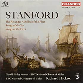 Songs of the Sea, Op. 91: II. Outward bound: Andante espressivo