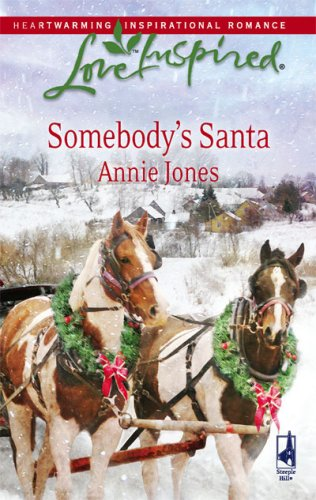 Image of Somebody's Santa (Somebody, Book 2)