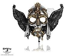 Ossa Ravenhead Belt Buckle by Alchemy Gothic (Metal-Wear)