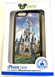 Disneyworld D-tech Tinkerbell Cinderellas Castle Fireworks Parks Authentic Iphone 6 Phone Hard Case