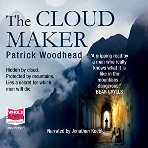 The Cloud Maker Hörbuch